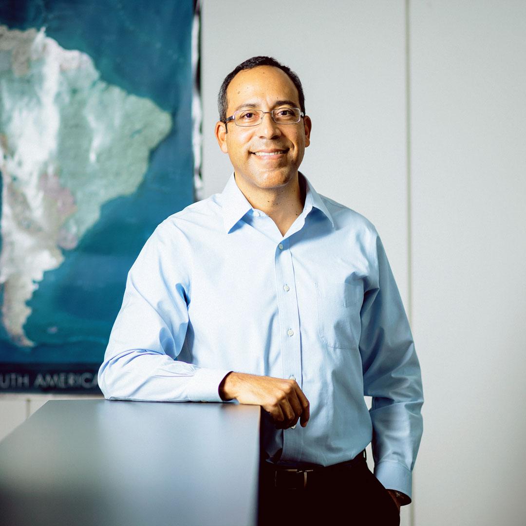 Juan Carlos Regional Director Sales Marketing