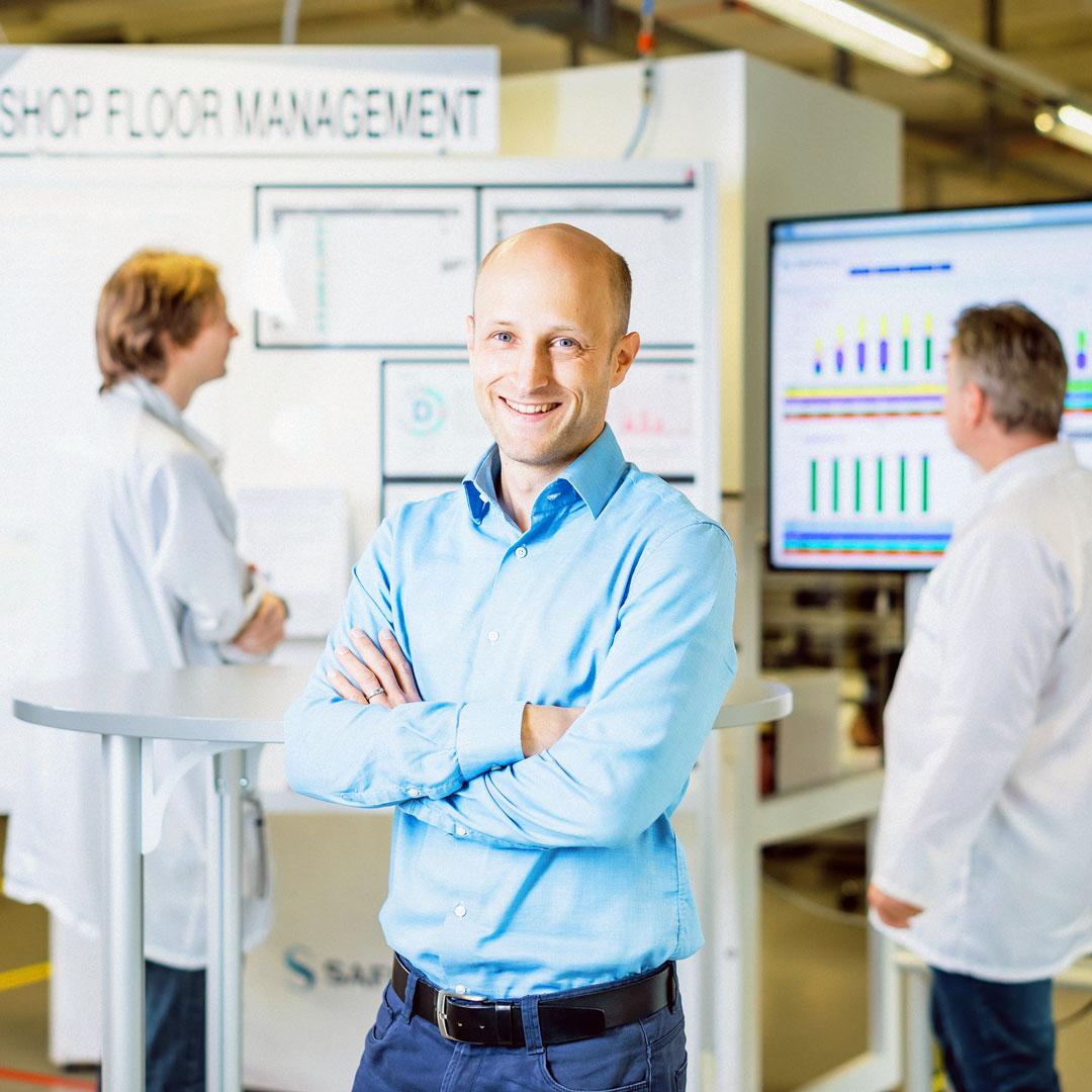 Safran Vectronix Jsmael Shop Floor Manager