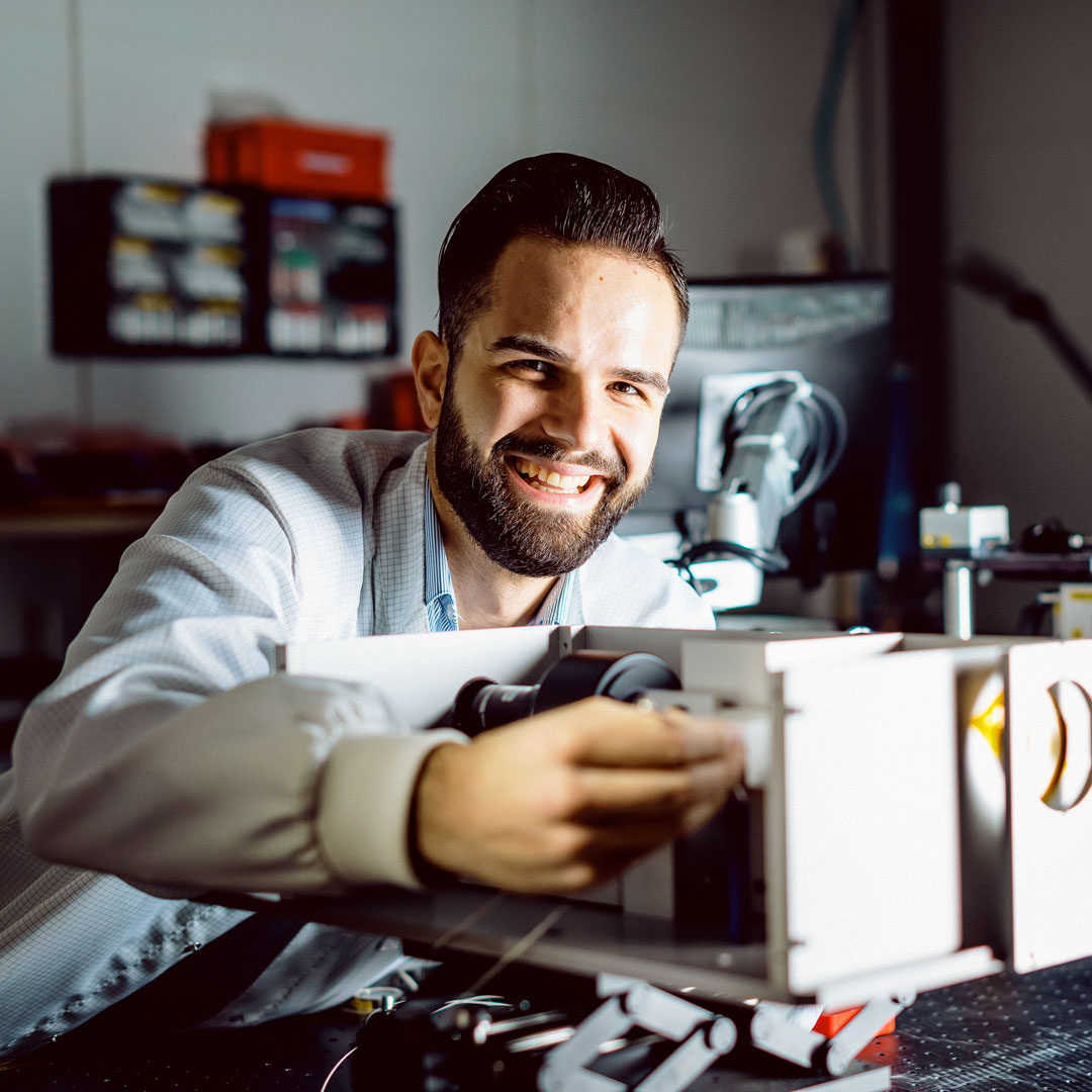 Franck Optical Systems Engineer