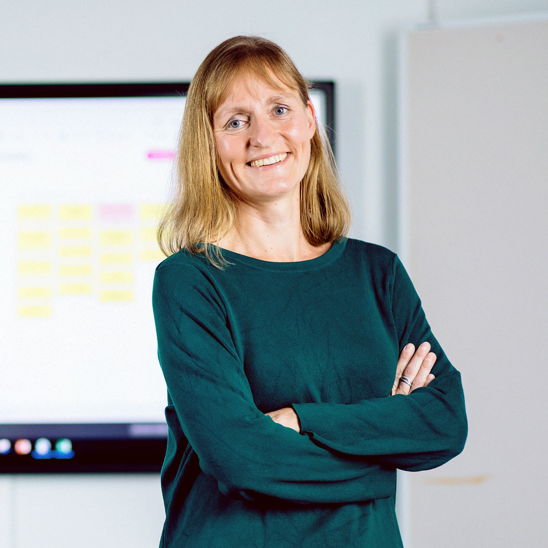 Heide, Head of Project Management