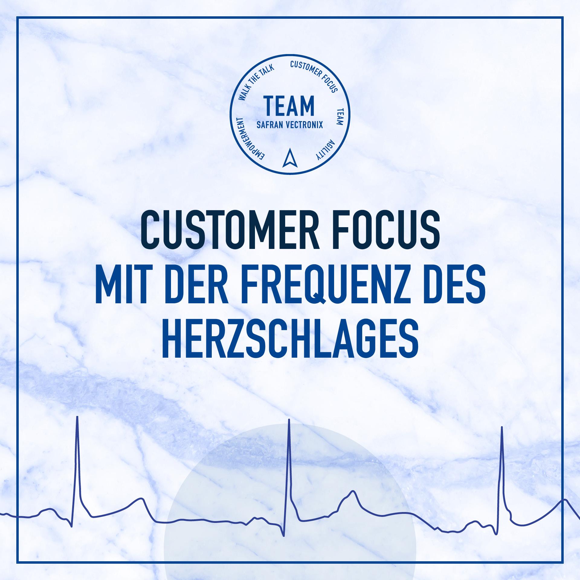 safran vectronix values customer focus