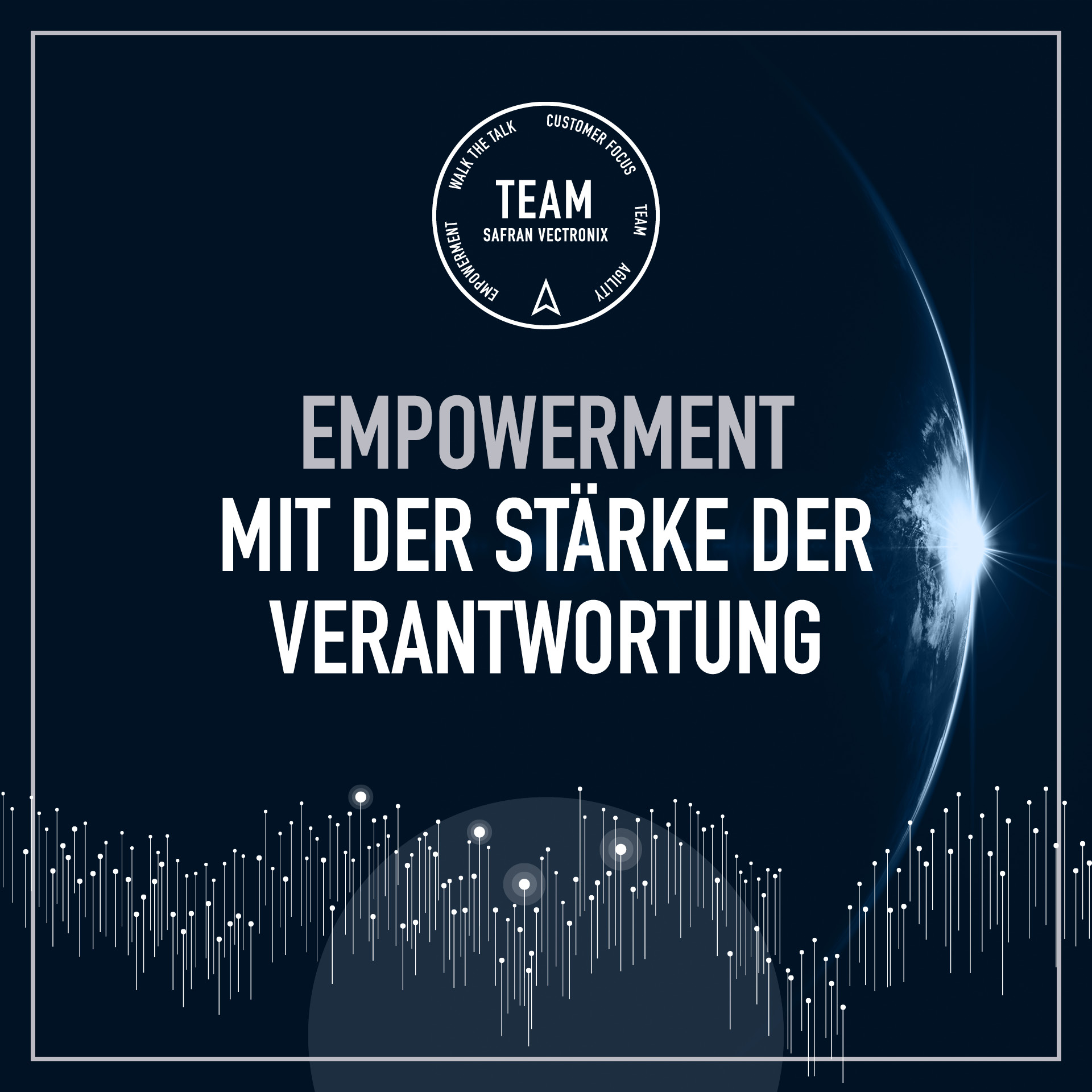 safran vectronix values customer focus empowerment