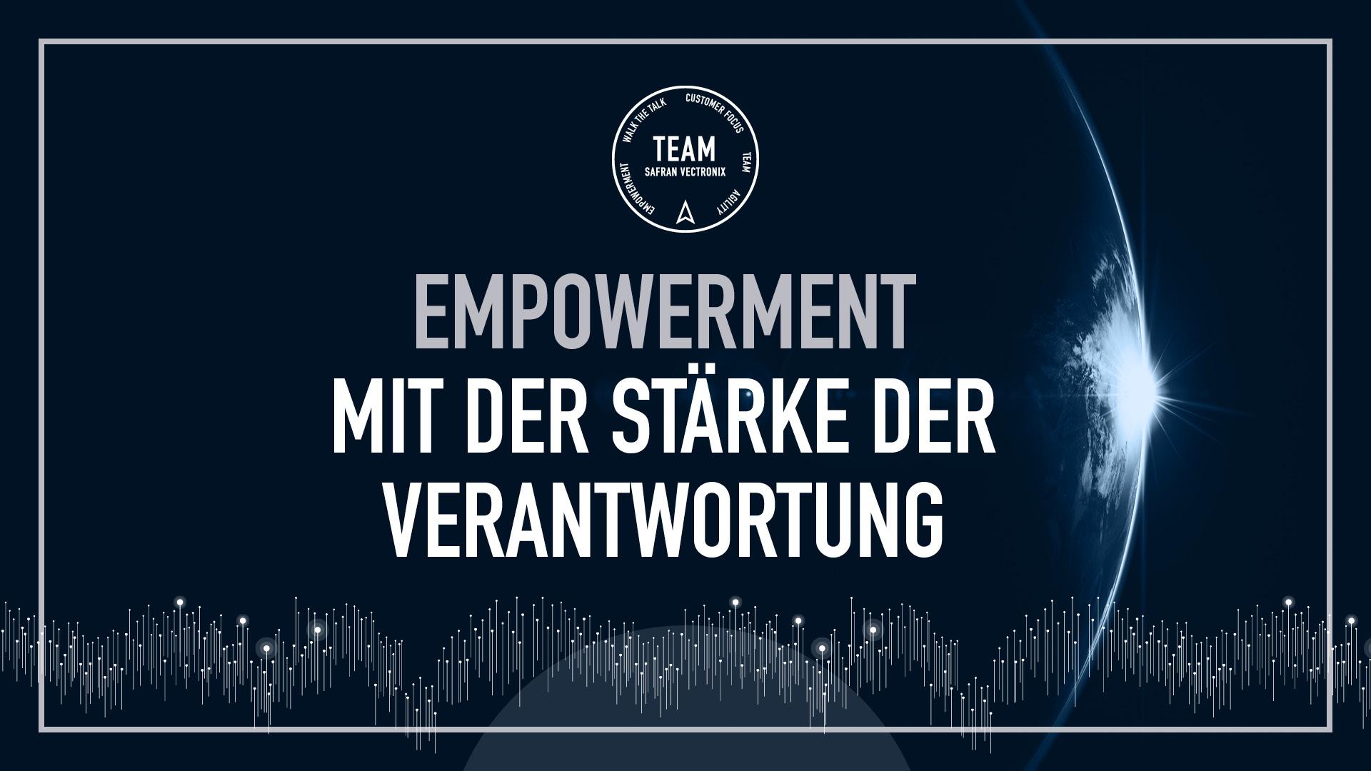 safran vectronix values empowerment